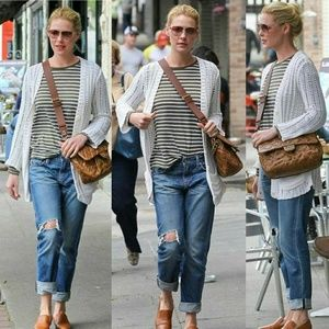 Level 99 Relaxed Lily Straight Leg Jeans